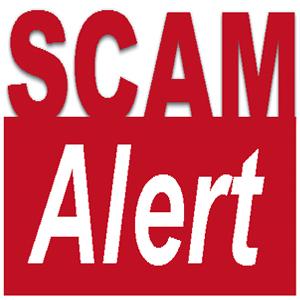 Arnaque par mail (scam)