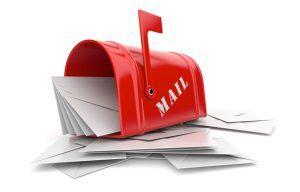 Nouveau pour s'identifier sur votre boite Mail